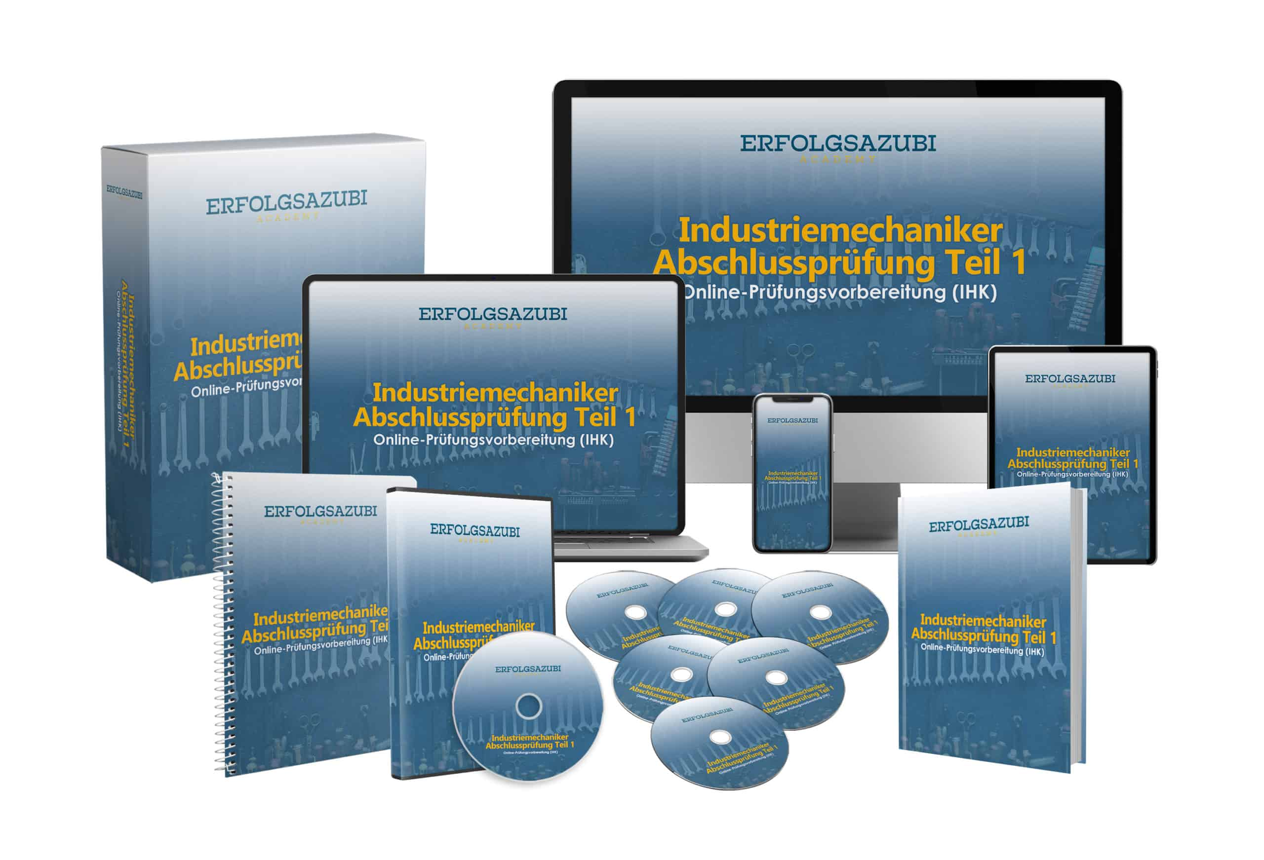Industriemechaniker Abschlussprüfung Teil Online-Prüfungsvorbereitung