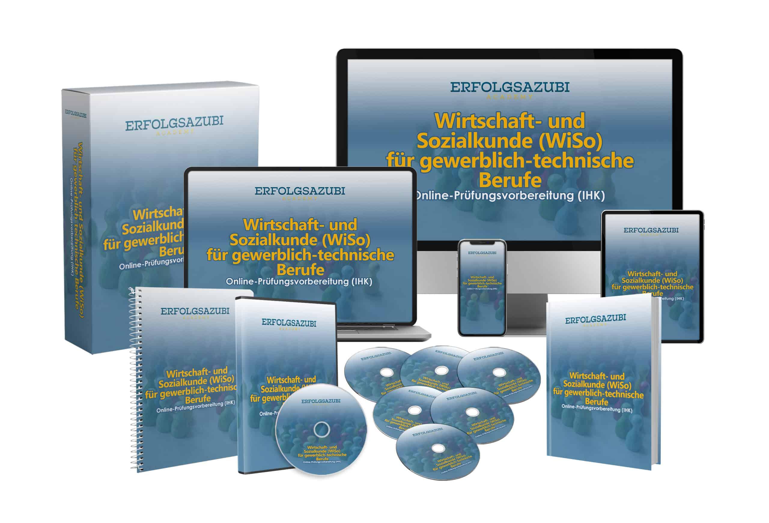 Wirtschaft- und Sozialkunde (WiSo) für gewerblich-technische Berufe
